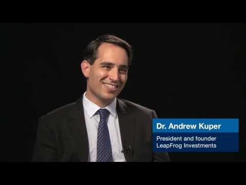 Profit with purpose: Alternative investing for emerging markets