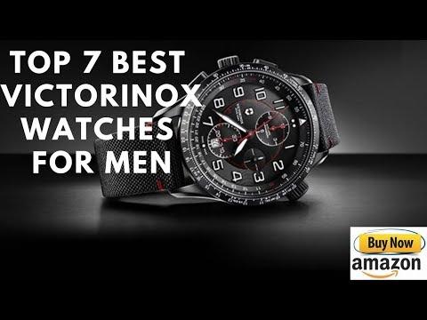 Top 7 Best Victorinox Watches For Men Buy 2019 | BUY NOW ON AMAZON