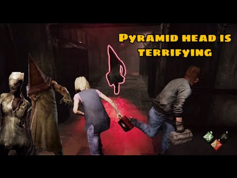 PYRAMID HEAD IS TERRIFYING!! l Dead by Daylight/Silent Hill Chapter (w/ CardinalSolid23) |