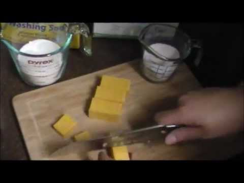How To Make Powdered Laundry Detergent