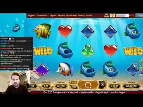 Tuesday casino - Letsgiveitaspin campaign still open!
