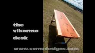 The Vibormo Desk