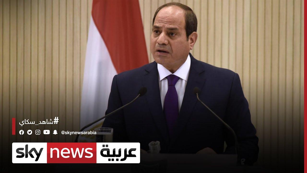 الولايات المتحدة: السيسي يؤكد لمبعوث واشنطن أن مياه مصر لن تمس  - نشر قبل 7 ساعة