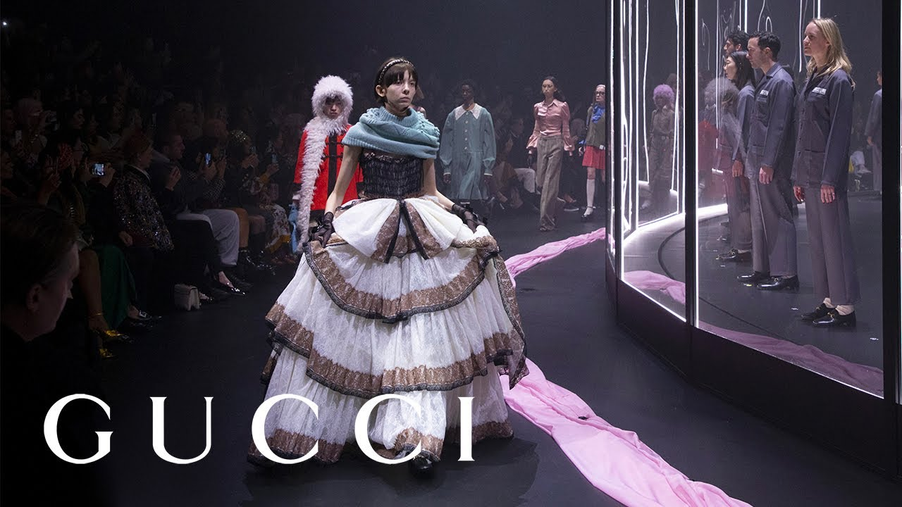 Gucci Fall Winter 2020 Women's Fashion Show