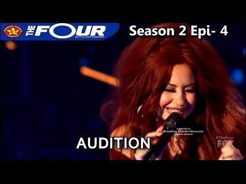 Alma Lake sings Ex's & Oh's Meghan Says No DJ Khaled Wants Her Sing Sia The Four Season 2 Ep. 4 S2E4