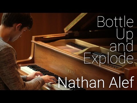 Bottle Up and Explode (Elliott Smith) - Nathan Alef Solo Piano Cover
