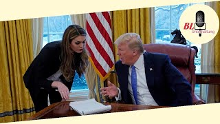 Enthüllungsbuch: Hat Trump eine Affäre mit Hope Hicks, der Pressesprecherin?