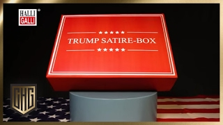 Die Donald-Trump-Satire-Box