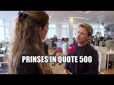 Prinses in Quote 500