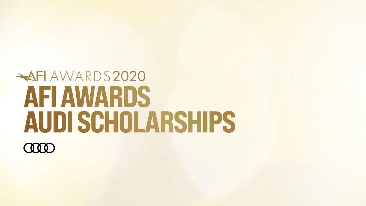 AFI Awards Audi Scholarships for the AFI Conservatory