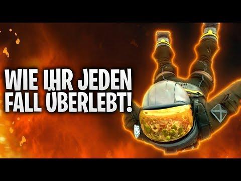 WIE IHR JEDEN FALL ÜBERLEBT! 🧗 | Fortnite: Battle Royale