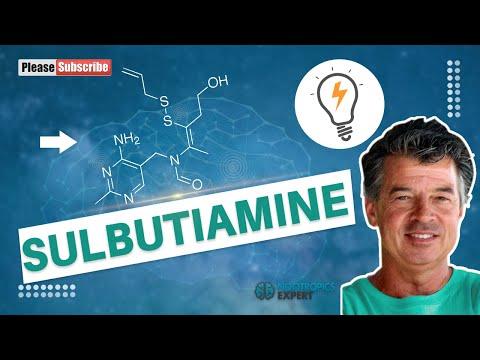 sulbutiamine