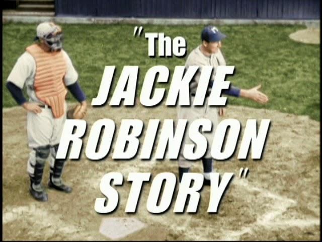 The Jackie Robinson Story (1950, trailer) [Jackie Robinson, Ruby Dee, Louise Beavers]