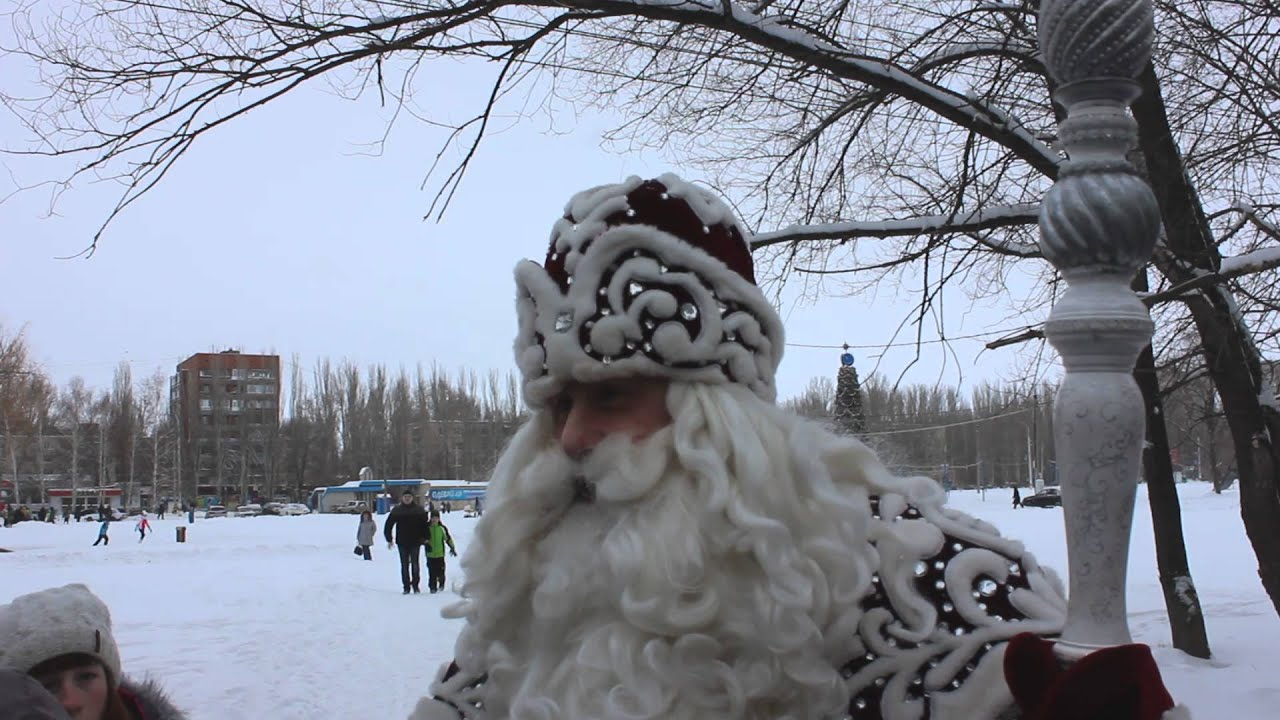 Молодецкие на снегу