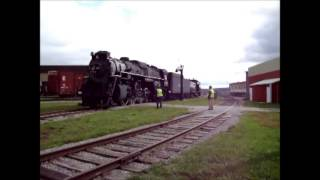 Moving the Nickel Plate 757