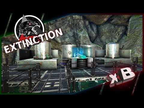 The Water Treatment Plant! :: Modded ARK: Extinction | Parad