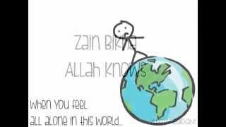 Allah Knows by Zain Bhikha with Lyric