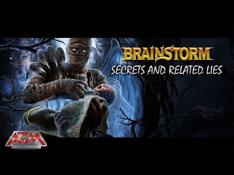 BRAINSTORM - Secrets And Related Lies (2019) // Official Audio // AFM Records