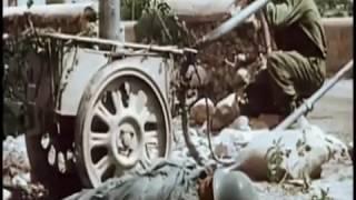 Жестокие кадры боев Второй Мировой Войны.Fierce fighting footage of World War II