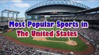 Most Popular American Sports
