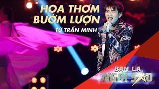 Hoa ThƠm BƯỚm LƯỢn | TỪ TrẤn Minh | Be A Star - Bạn Là Ngôi Sao Liveshow 2
