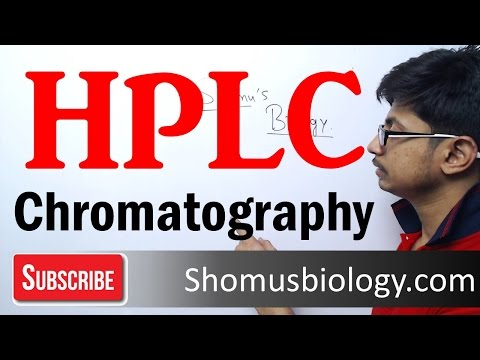 HPLC chromatography