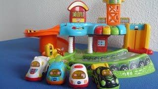 VTech - Tut Tut Baby Flitzer - Garage !!! Go! Go! Smart Wheels !!!