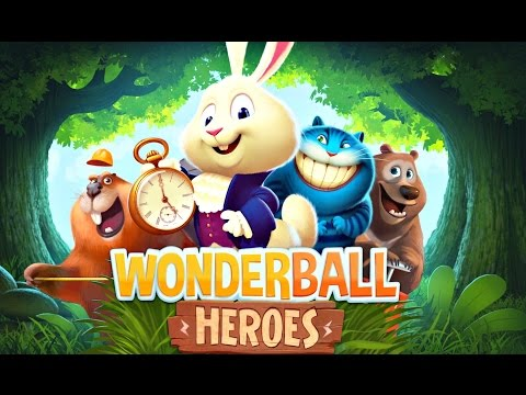 Wonderball Heroes - Gameplay (iOS/Android)