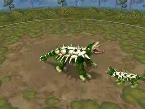 Sporian Ankylosaur
