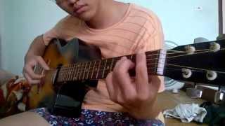 Nơi ấy con tìm về (Phan Mạnh Quỳnh) _ Guitar chỉ là cover thôi ^_^