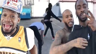 WHY HE DO THAT BOY LIKE THAT!! TORY LANEZ vs FAMOUS LOS!