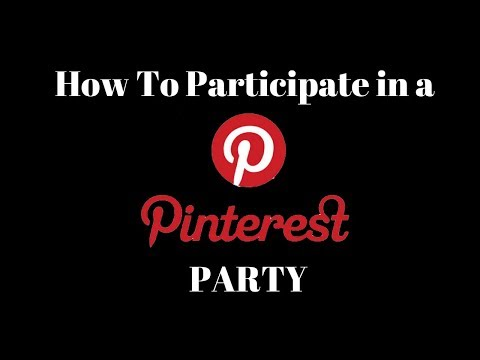 Pinterest Party How To Participate in Thrifty Jewelry Treasures Facebook Group