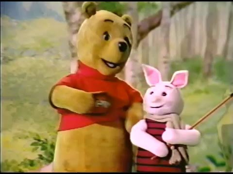 Too Smart for Strangers with Winnie the Pooh (1985)