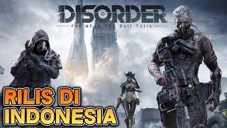 Rilis Juga di Playstore Indonesia! - Disorder (Android)