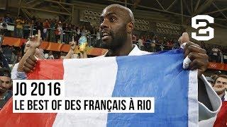Les meilleurs moments français à Rio