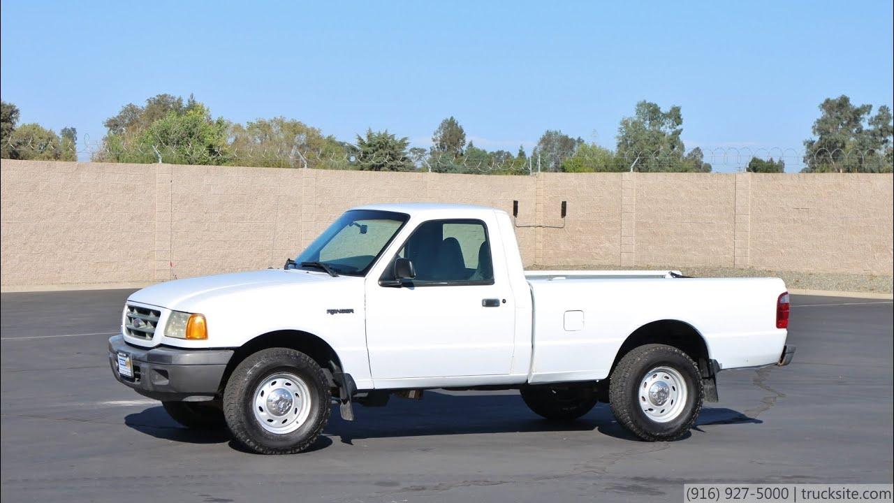 2002 ford ranger 4x4 pickup truck for sale youtube. Black Bedroom Furniture Sets. Home Design Ideas
