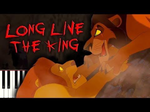 ...To Die For (from The Lion King) - Piano Tutorial thumbnail