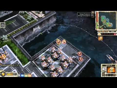 Let's Play Red Alert 3 - Part 33 [CO-OP]