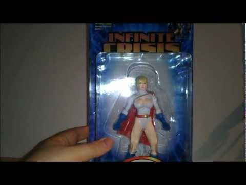 DC Direct - Infinite Crisis Power Girl Figure Review