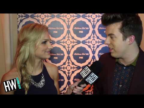 Alex Preston Talks Judges' Comments & Hometown Support! (AMERICAN IDOL TOP 13)