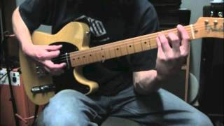 How To Play Misfits Teenagers From Mars Guitar Lesson