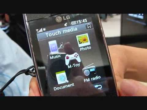 Video Review of LG KF750 Secret @ OCWORKBENCH