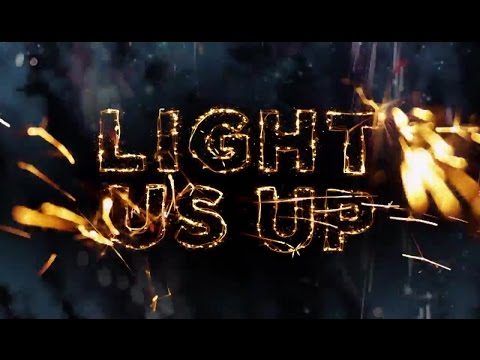 Matrix & Futurebound - Light Us Up feat. Calum Scott (Lyric Video)