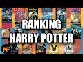 Every Harry Potter Movie & Book Ranked From Worst to Best