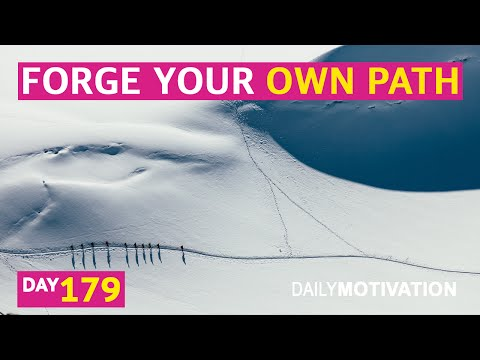 Forge your own path #179