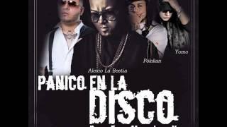 Panico En La Disco Remix Alexio Ft. Farruko, Yomo Y Polakan