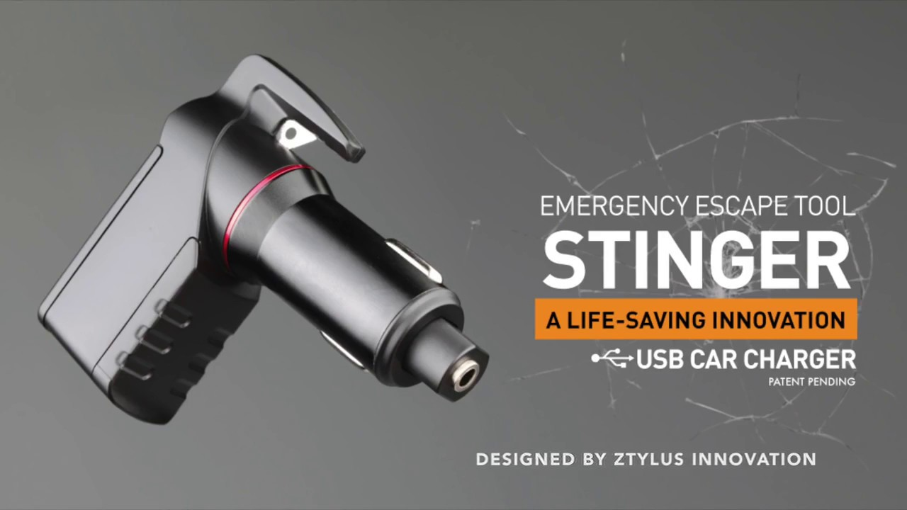ZTYLUS Multifuctional Stinger USB Emergency Tool