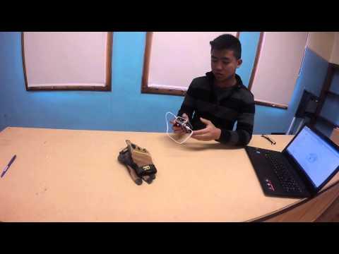 Anderson N - Raspberry Pi Camera Milestone 1 Demo (Main Project)