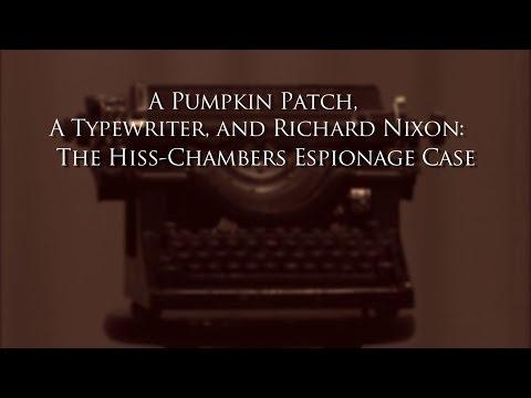 A Pumpkin Patch, A Typewriter, And Richard Nixon - Episode 16