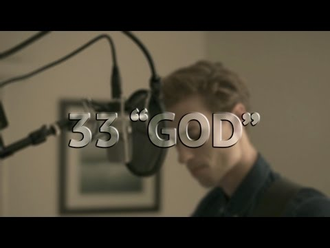 """Bon Iver - 33 """"GOD"""" (cover by Tyler F. Simmons)"""